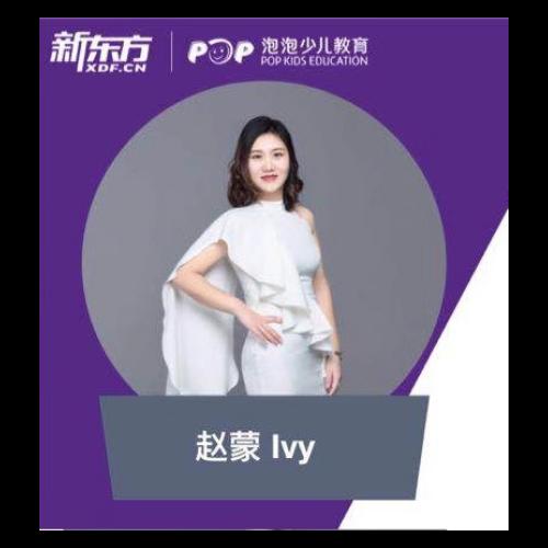 新东方赵蒙老师