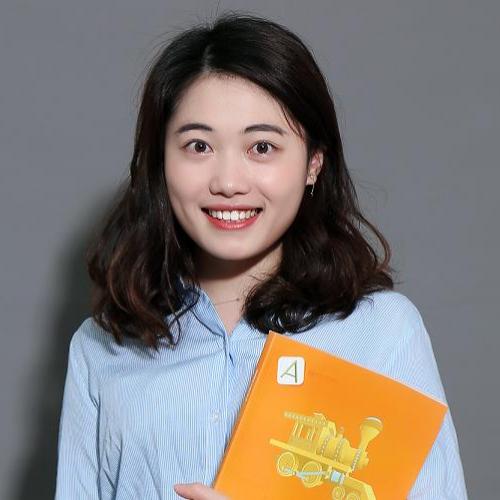 新东方刘娜丽老师