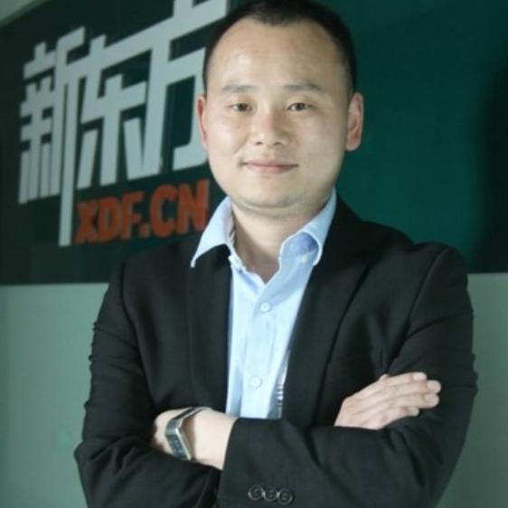 新东方朱金飞老师